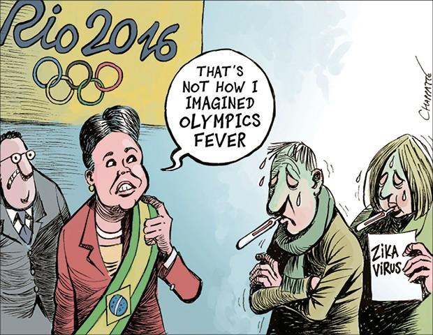 2016 Summer Olympics; Is Rio Ready?