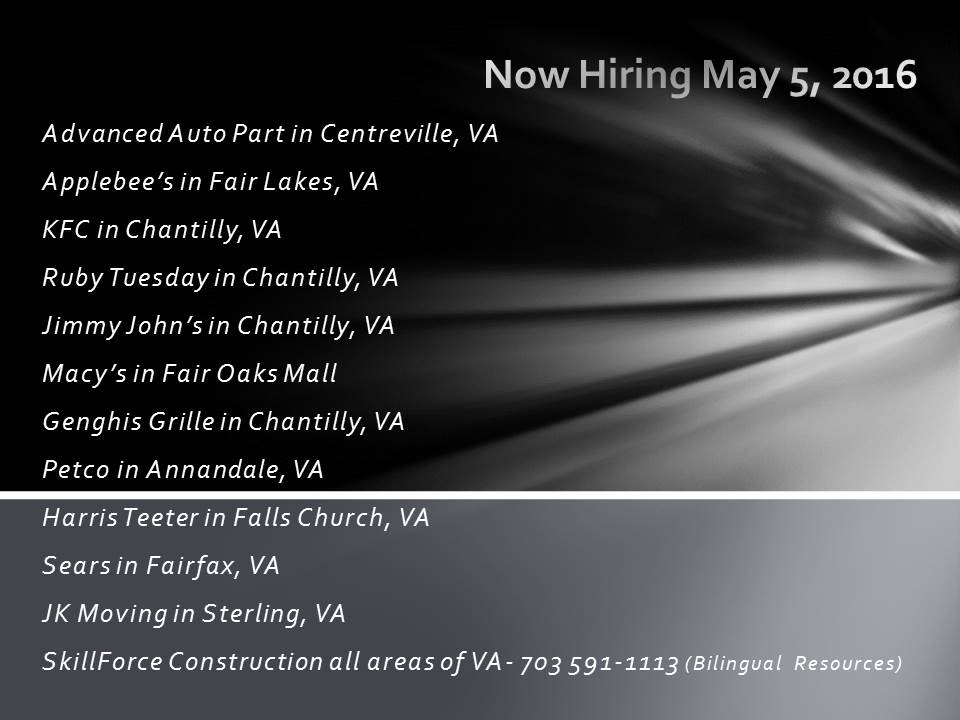 Now+Hiring+May+5%2C+2016