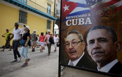 End to embargo on Cuba