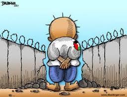 Handala; a symbol of the struggles of Palestinian refugees