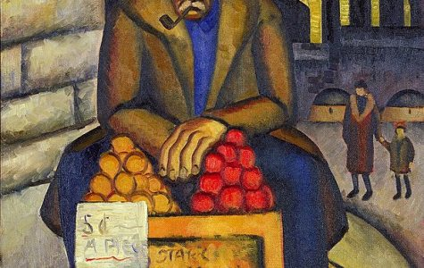 Barbara Stevenson Apple Vendor 1933-1934