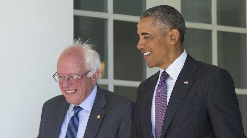 Bernie+Sanders+Visits+Obama%3B+Democrats+Seek+2016+United+Message