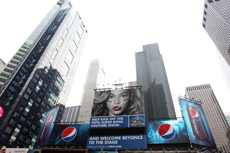 Byonce+signed+a+%2450+million+deal+with+Pepsi+in+2012.