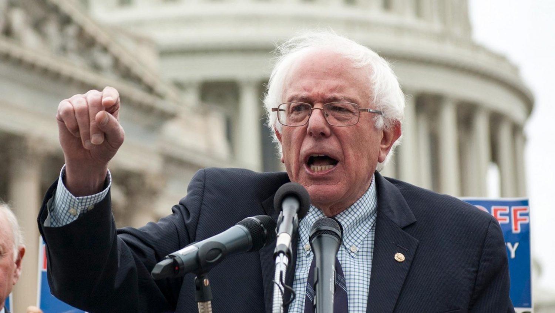 Sanders In The West