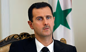 Syria's stubborn dictator promises more bloodshed.