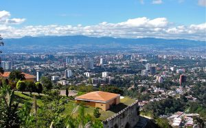 Guatemala City is a beautiful city. It it called by many The Land of Eternal Spring