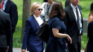 Hillarys Health Issue