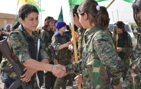Kurdish People in the Crossfire; The Fight to Defeat ISIS