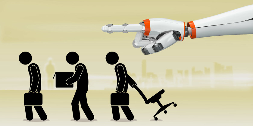 Robots Replacing Employees?
