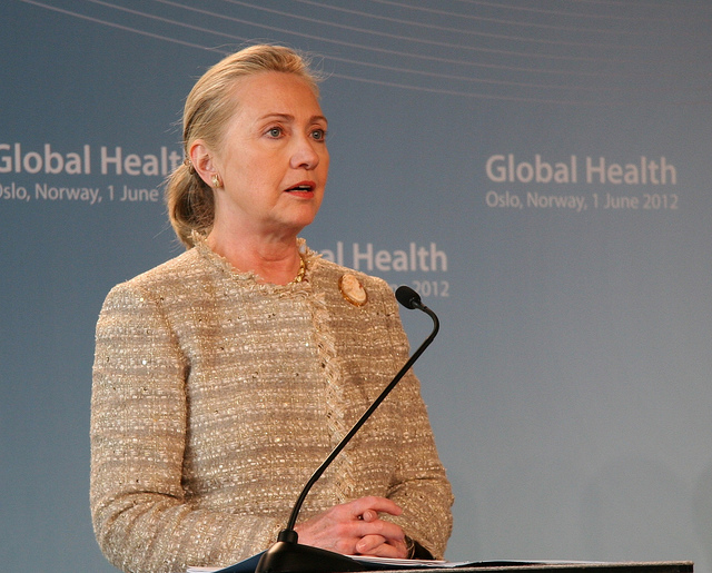 A letter to candidate Hillary Clinton