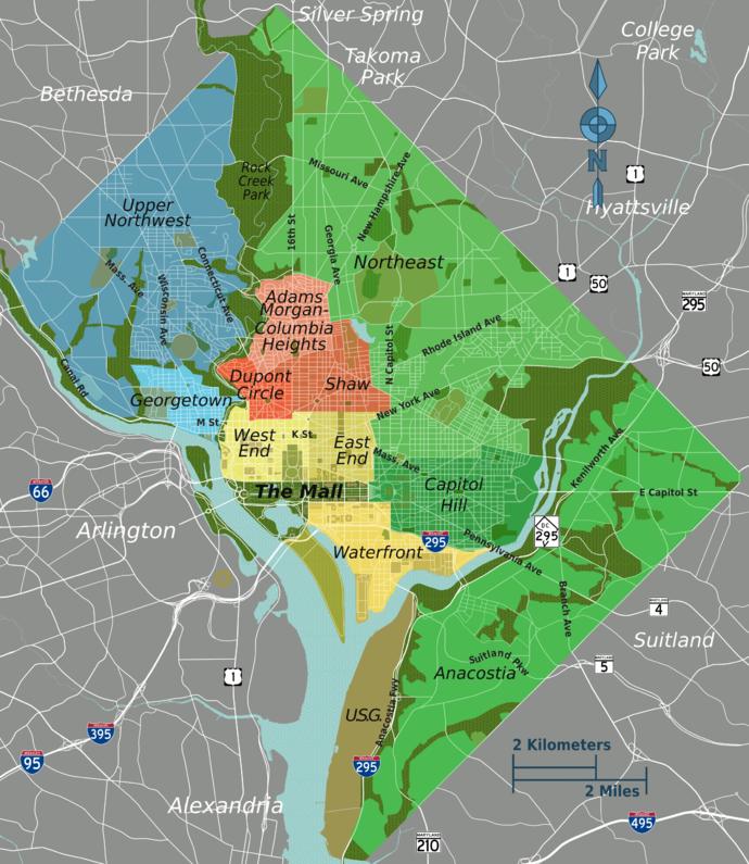 How+to+Get+to+Washington+DC