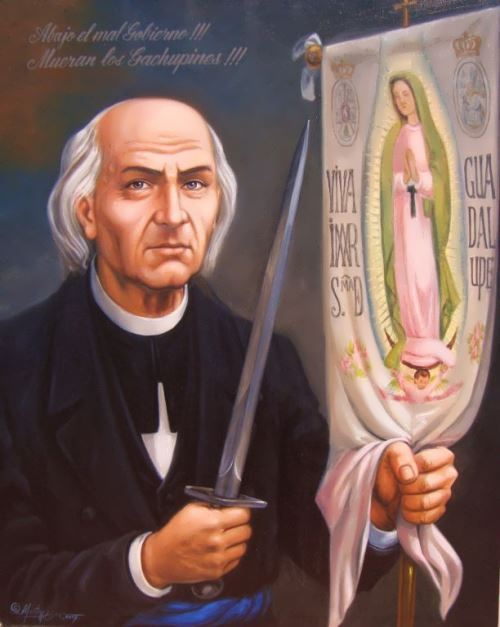 Image result for roman catholic miguel hidalgo