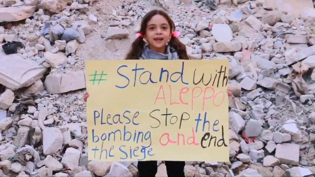 Social Media Increases Awareness of Syrian Suffering
