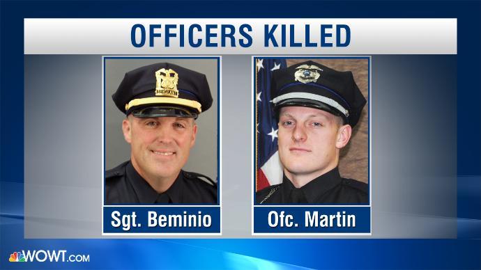 Image result for justin martin police officer killed
