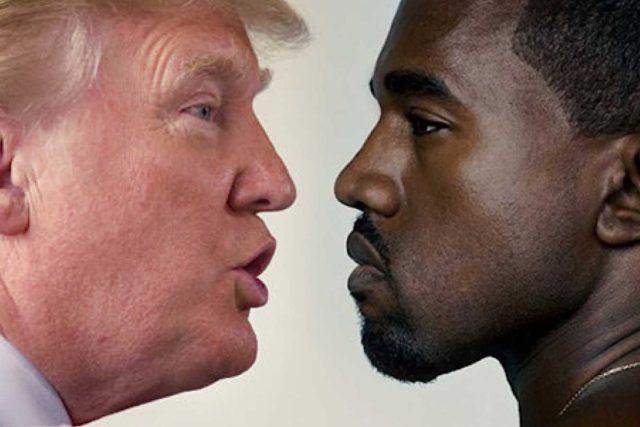 Kanye Meets Trump
