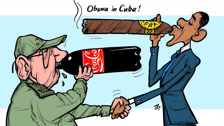 Cuba+and+the+USA+face+uncertain+future