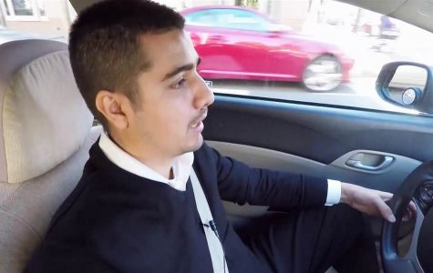 From Uber Driver to Hero