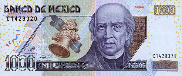 Image result for mexico pesos