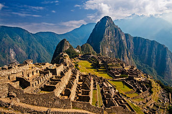 Lessons from Machu Picchu