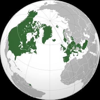 English: North Atlantic Treaty Organization in...