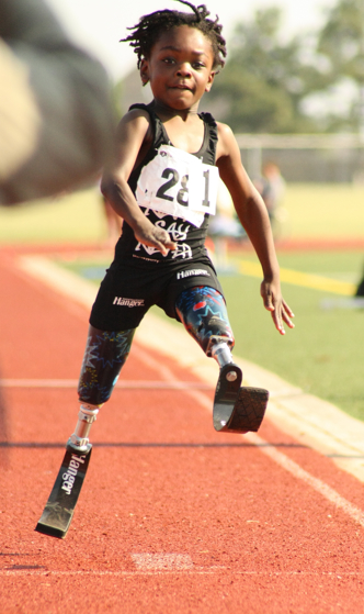 http://www.blazesports.org/what-we-do/programs/track-and-field/amputee-runner/