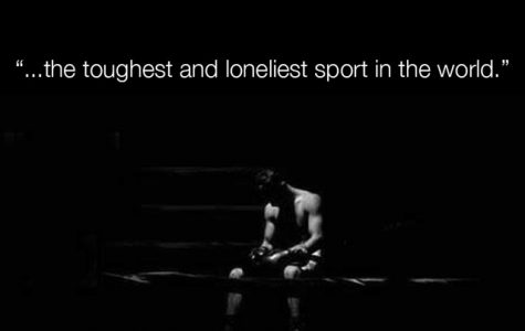 The Toughest & Loneliest sport in the world