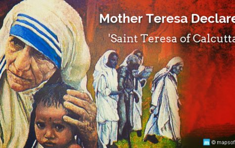 Bringing Christianity to India and the World; Mother Teresa