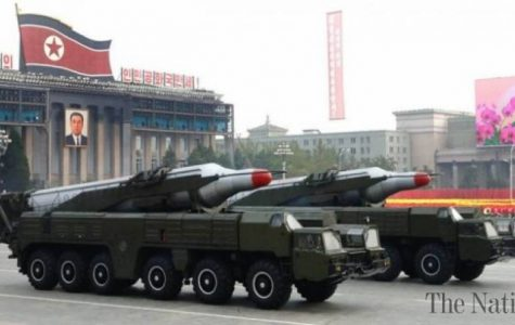 """U.S. Military Action?  """"All options on the table for North Korea."""""""