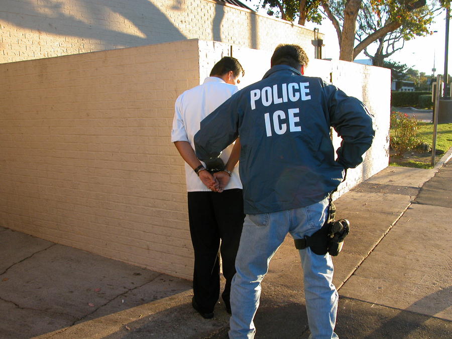 ICE gets a bad image; fear increases with new enforcement.