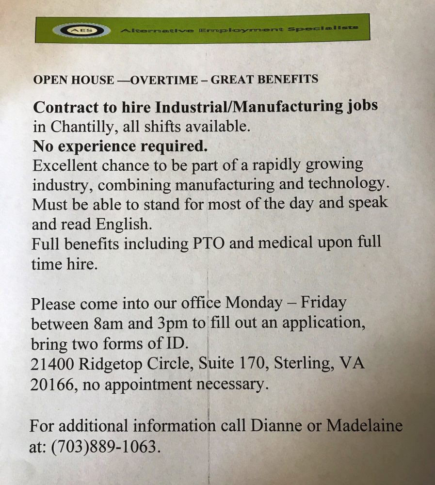 Industrial/Manufacturing Jobs