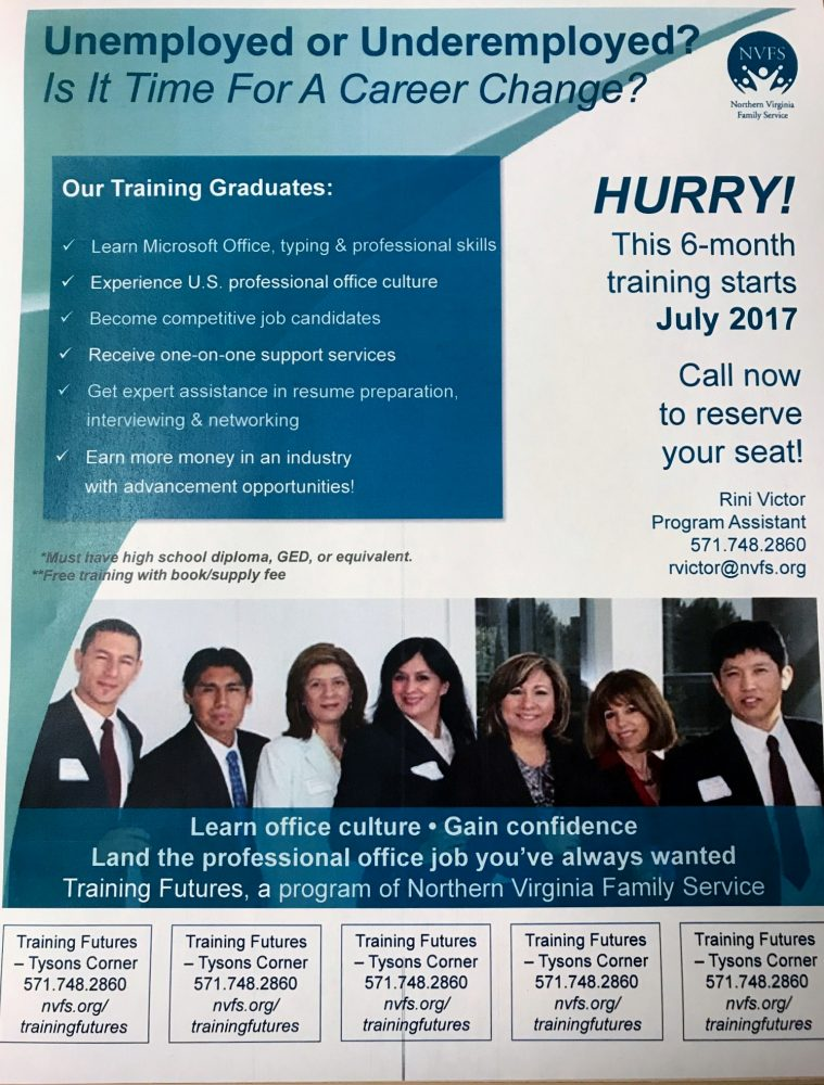 FREE+Career+Training-Training+Futures