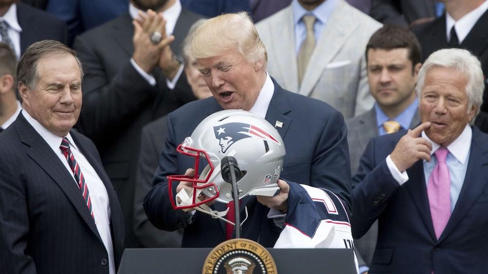 1st Amendment Politics; a distraction in the NFL