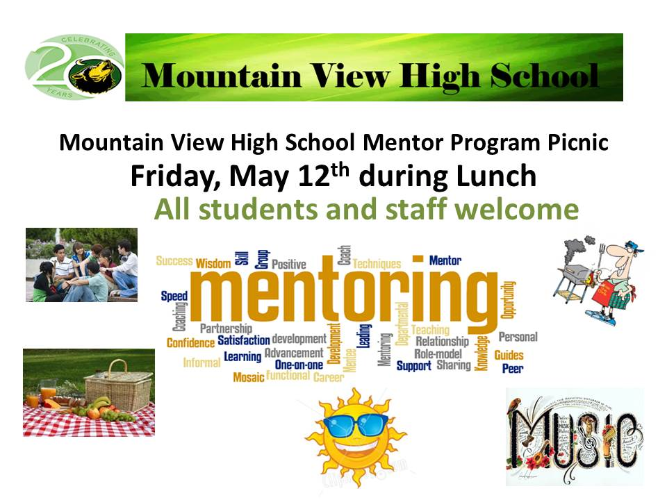 Mountain+View+School+Wide+Picnic+May+12th+during+Lunch