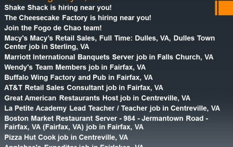 Now Hiring May 1, 2017