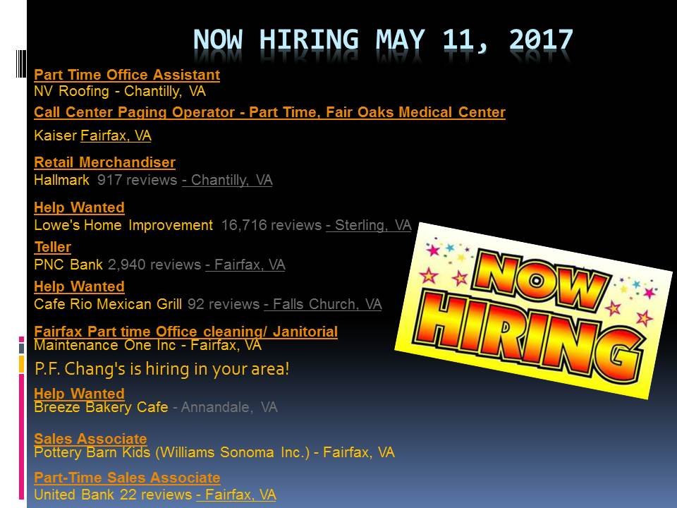 Now+Hiring+may+11%2C+2017