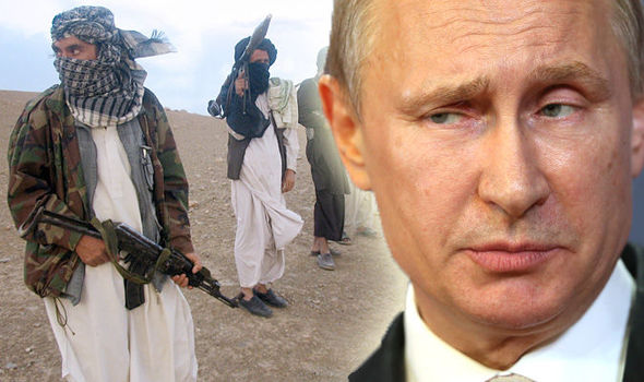 Russia is Arming the Taliban