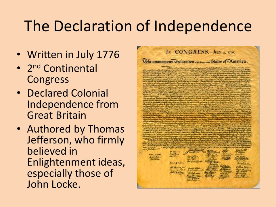 Image result for thomas jefferson ideas on enlightenment