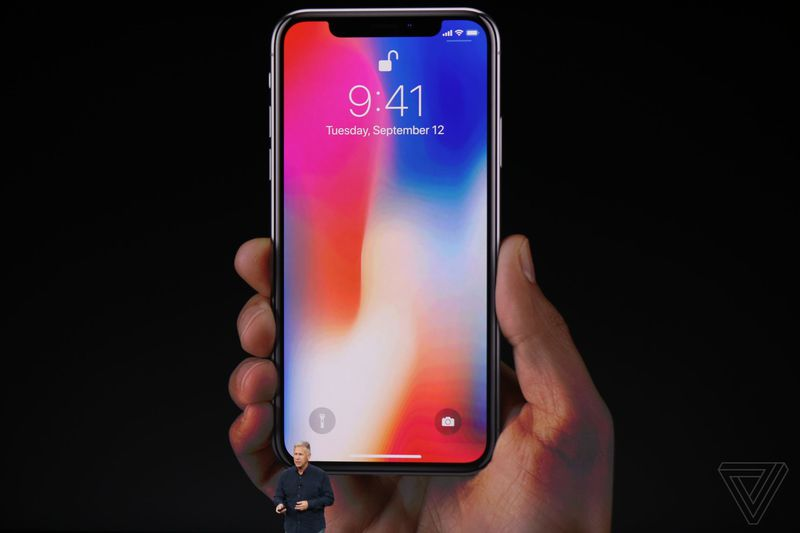 iPhone+X