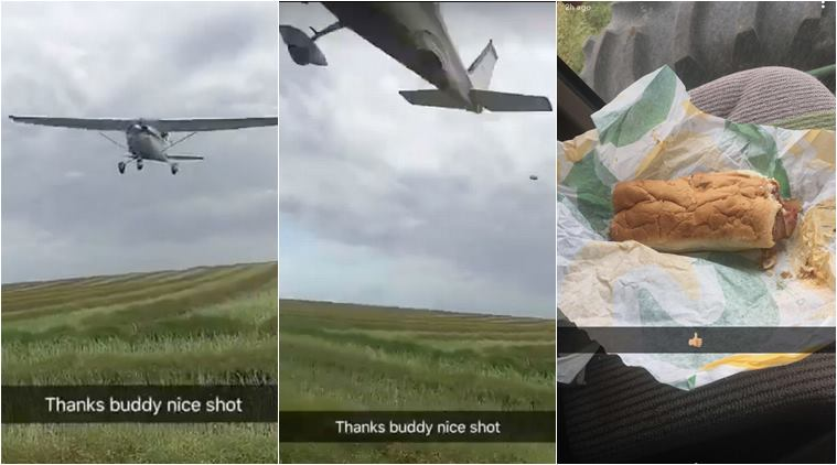 Image result for pilot helps a hunger friend using his plane