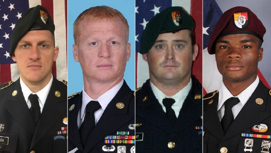 Trumps actions towards recent fallen soldiers families raise questions about honor and gratitude.