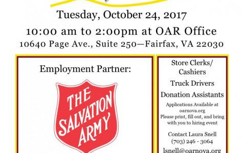 Salvation Army is Hiring in Fairfax