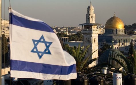 The City of Jerusalem is seen as Holy by Jews, Christians and Muslims.  It is a place of politics today especially after President Trump said he would move the US Embassy from Tel Aviv to Jerusalem.