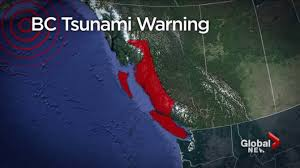 Alaska Earthquake Spikes Tsunami Warning