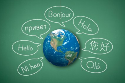 Languages makes a difference in the world
