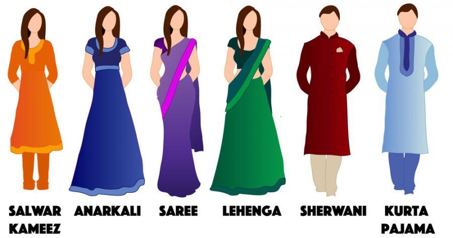 dress-indian-clipart-5