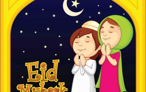 A Muslim Religious Month (Eid al-Fitr)