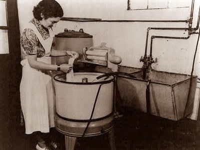 Reflections on Women and Modern Industry; The Washing Machine