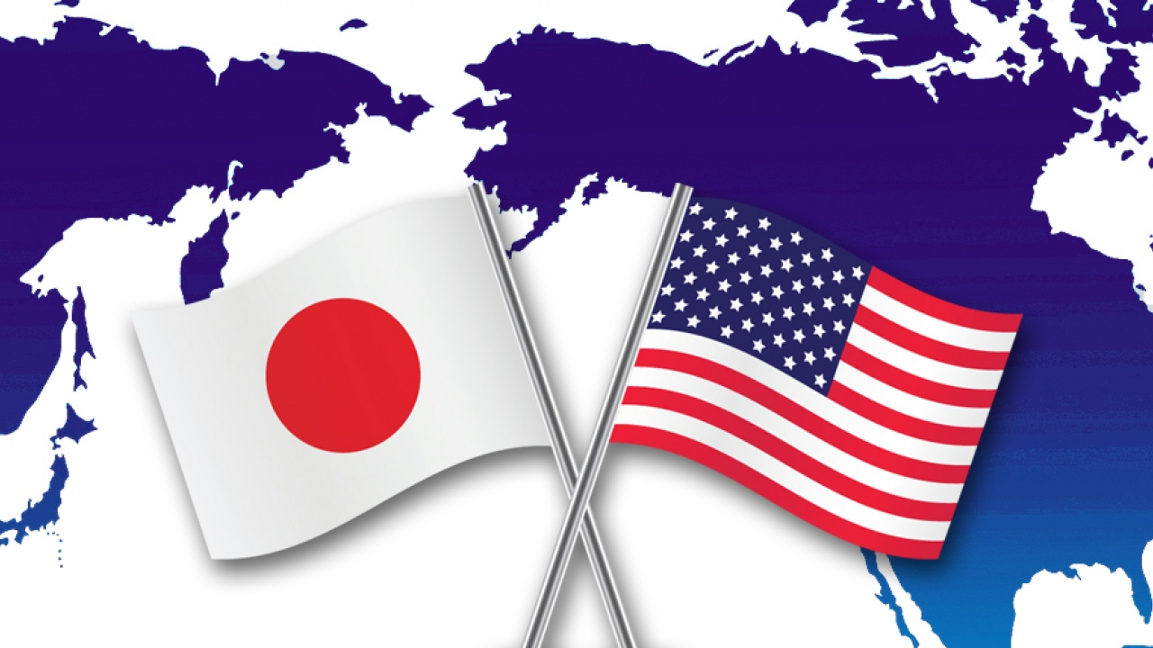 Relationship between United States and Japan.