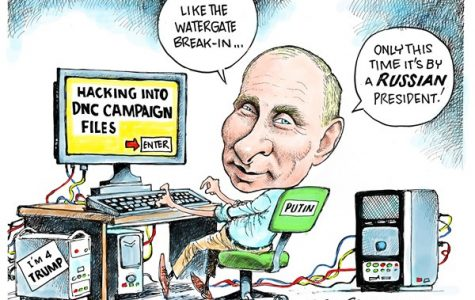 Russia involved in US elections.