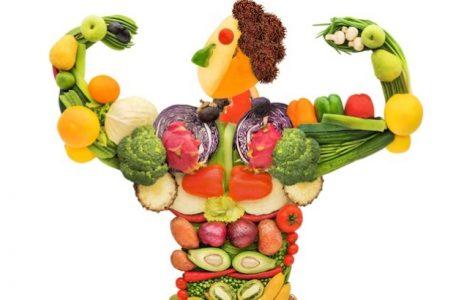 Good nutrition in kids.